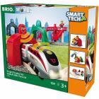 Brio Smart Tech set locomotiva intelligente con tunnel (33873)