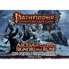 Pathfinder Gioco di Carte. Ascesa dei Signori delle Rune. Mazzo Avventura: i delitti dello Scuoiatore, Esansione per Pathfinder