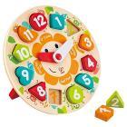 Puzzle Imparare l'orologio (E1622)