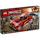 Super-bolide Ninja X-1 - Lego Ninjago (71737)