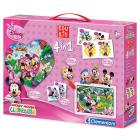 Edu kit 4 in 1 Minnie Mouse (12885)