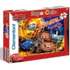 Puzzle 60 Pezzi Cars (268860)