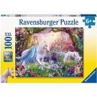 Puzzle 100 pezzi Magical Unicorn (12887)