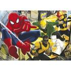 Ultimate Spider-man Born hero 60 pezzi