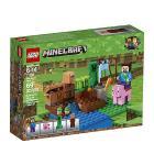 La fattoria dei meloni - Lego Minecraft (21138)