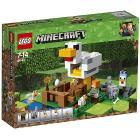 Il pollaio - Lego Minecraft (21140)