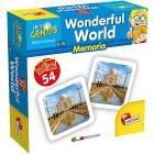 I'M A Genius Memoria 52 pezzi Wonderful World (58945)