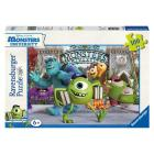 Best friends at Monster University 100 XXL