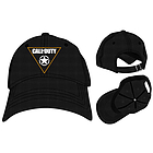 Cappellino Call Of Duty nero con logo
