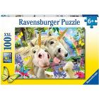 Puzzle 100 pezzi Don t Worry Be Happy (12898)