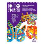 Crea la tua maschera Jungle animals (DJ07900)