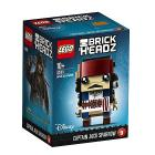 Capitano Jack Sparrow. Pirati dei Caraibi - Lego Brickheadz (41593)