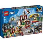 Piazza principale - Lego City (60271)