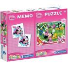 Puzzle 60 Pezzi e Memo Minnie (79030)