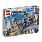 Captain America veicolo - Lego Super Heroes (76123)