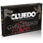 Cluedo Game of Thrones Trono di Spade- deluxe (027410)