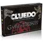 Cluedo Game of Thrones Trono di Spade- deluxe (027410)