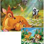 Puzzle Disney animal friends (89147)