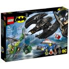 Bat-aereo di Batman e la rapina dell'Enigmista - Lego Super Heroes (76120)