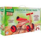 Triciclo primi passi in legno 37914