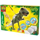 Grande Dinosauro T-Rex