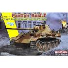 Carro Armato Panther F Night Sight & Air Defense Armor. Scala 1/35 (DR6917)