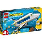 Addestramento Minion Pilota - Lego Minions (75547)