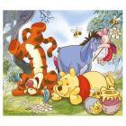 Puzzle Legno Winnie The Pooh  30 pezzi (03919)