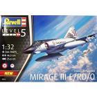 Aereo Dassault Mirage III E. Scala 1/32 (RV03919)