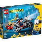 Moto da inseguimento - Lego Minions (75549)