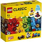 Mattoncini e ruote - Lego Classic (11014)
