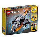 Cyber-drone - Lego Creator (31111)