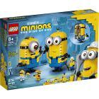 Personaggi Minions e la loro tana - Lego Minions (75551)