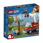 Barbecue in fumo - Lego City Fire (60212)