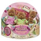 Li'L Woodzeez famiglia orso