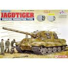 Carro Armato JAGDTIGER PORSCHE TYPE 2 IN 1. Scala 1/35 (DR6925)