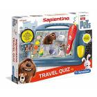 Sapientino Travel Quiz Pets (11928)
