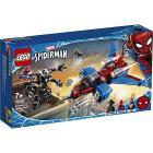 Spiderjet vs. Mech Venom - Lego Super Heroes (76150)