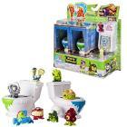 Flush Force WC da 8 Flushies, Colori Assortiti (6037317)