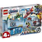 L'ira di Loki degli Avengers - Lego Super Heroes (76152)