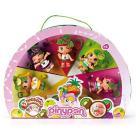 Pinypon - Collezione Frutta 5 Personaggi