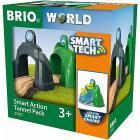 Brio Smart Tech set estensione tunnel-azione (33935)