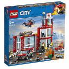 Caserma dei Pompieri - Lego City Fire (60215)