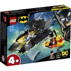 All'inseguimento del Pinguino con la Bat-barca! - Lego Super Heroes (76158)