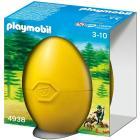 Uovo Giallo - Caccia nel bosco (4938)