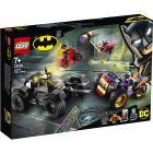 All'inseguimento del tre-ruote di Joker - Lego Super Heroes (76159)