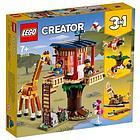 Casa sull'albero del safari - Lego Creator (31116)