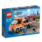 Camion con pianale - Lego City (60017)