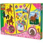 Mega box Cavalli