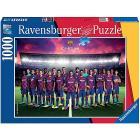 Puzzle 1000 pezzi Fc Barcelona Season 2019-2020